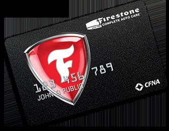 Tire Financing Firestone Credit Card