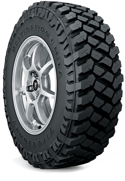 Mud Tires Maximum Traction For Trucks Suvs Firestone Tires