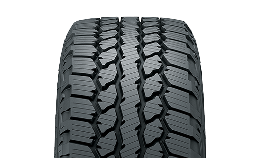 Firestone Destinatin AT2 Built tough for dependability, on or off-road.