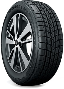 Firestone Weathergrip Touring All Weather Tire BUILT TO HELP KEEP YOU IN CONTROL, NO MATTER THE WEATHER