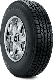 Firestone Winterforce Tires >> Winterforce Tire Traction On Snow Ice Firestone Tires