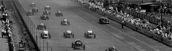 Racing in the Golden Era